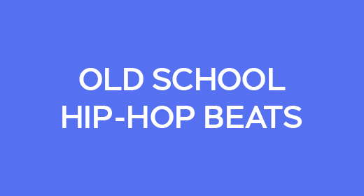 Old School Hip-Hop Beats