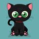 Cute Cartoon Cat Pack V1 - VideoHive Item for Sale