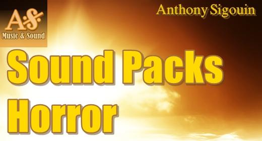Sound Packs - Horror