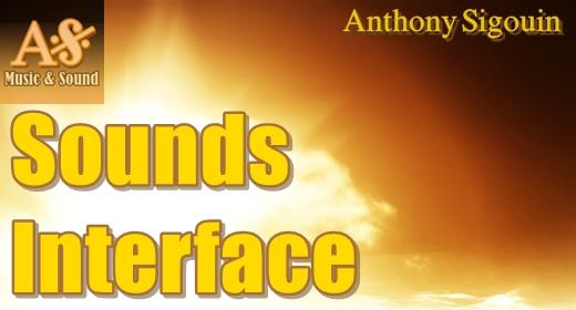 Sounds - Interface