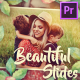 Beautiful Slideshow for Premiere Pro - VideoHive Item for Sale
