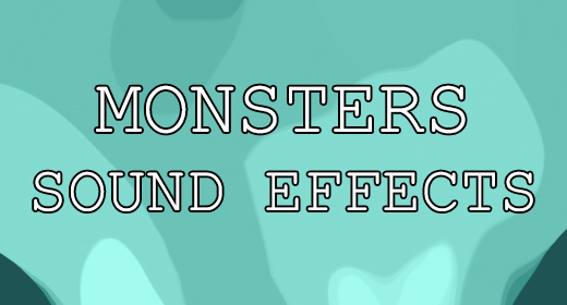 Monsters Sounds