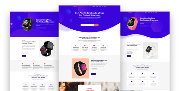 Mixito - Product Landing Page by thememeta