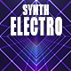 Synthwave Electro Futuristic Technology