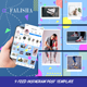 Free Download Falisha Instagram Feed Template Nulled