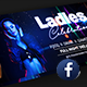 Free Download Ladies Night Party Facebook Cover Nulled