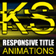 Free Download Kintyp Studio | Responsive Title Animations Nulled