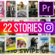Fresh Instagram Stories - VideoHive Item for Sale