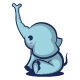 Free Download Baby Elephant Logo Nulled