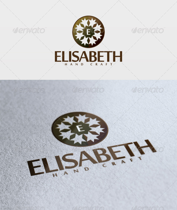 Elisabeth Logo - Vector Abstract