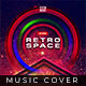 Free Download Space Retro - Music Album Cover Artwork Nulled