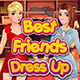 Free Download Best Friends - Dress Up - HTML5 Nulled