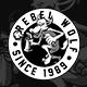 Rebel Wolf T-shirt Design