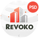 Free Download Revoko - Construction PSD Template Nulled