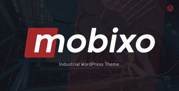 Share Mobixo | Industry WordPress Theme v1.0.2 nulled