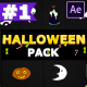 Halloween Elements | After Effects - VideoHive Item for Sale
