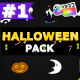 Halloween Elements FCPX - VideoHive Item for Sale