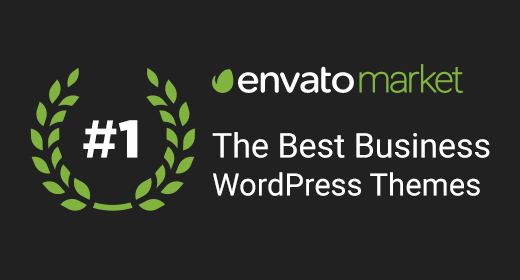 The Best Business WordPress Themes