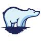 Free Download Polar Bear Logo Template Nulled