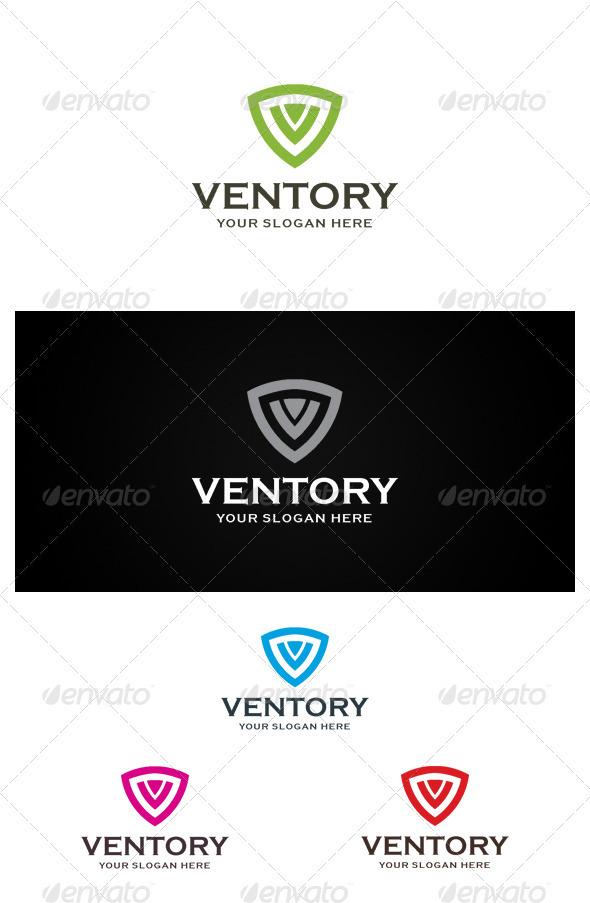 VENTORY - Crests Logo Templates
