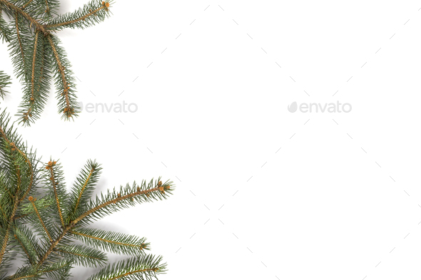 Christmas  and New Year composition. - Stock Photo - Images