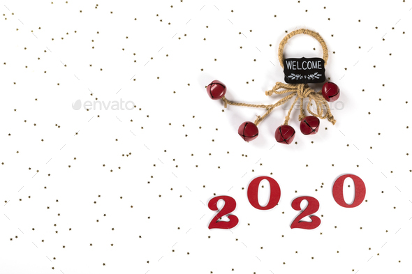 Happy New Year 2020 - Stock Photo - Images