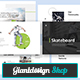 Free Download Skateboard Powerpoint Presentation Template Nulled