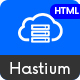 Free Download Hastium - Web Hosting and Technology HTML5 Template Nulled