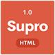 Supro - Minimalist eCommerce HTML Template