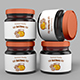 Free Download Honey Bottle Mock-up Nulled
