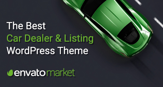 The Best Car Dealer WordPress Theme