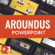 Free Download Aroundus Powerpoint Template Nulled