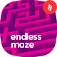 Free Download Abstract Maze 3D Background Set Nulled