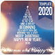 Light New Year Greetings 2020 - VideoHive Item for Sale