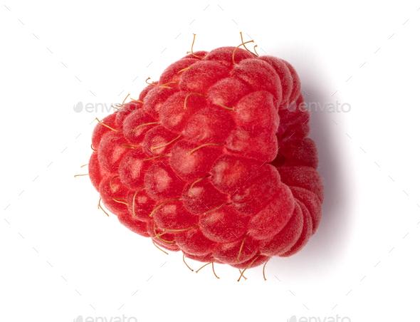 ripe raspberry - Stock Photo - Images