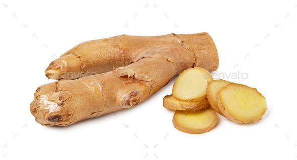 fresh ginger - Stock Photo - Images