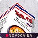 Free Download Thai Cuisine Trifold A4 & US Letter Food Menu Nulled