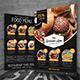 Free Download Restaurant Menu Nulled