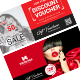 Free Download Gift Voucher Bundle Templates Nulled