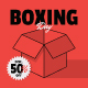 Free Download Boxing Day Flyer Set Nulled