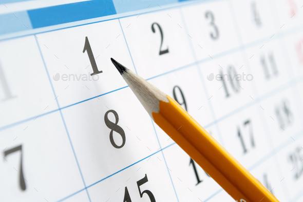 calendar - Stock Photo - Images