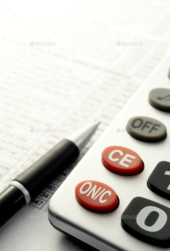 office items - Stock Photo - Images