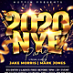 Free Download New Year Flyer Template Nulled