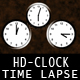 HD Time Laps Clocks - VideoHive Item for Sale