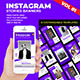 Free Download 6 Instagram Stories Banners Nulled