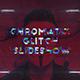 Chromatic Glitch Slideshow - VideoHive Item for Sale