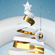 White and Gold Cristmas - VideoHive Item for Sale