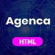 Free Download Agenca - One Page Parallax Nulled
