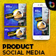 Free Download Product Social Media Pack Nulled