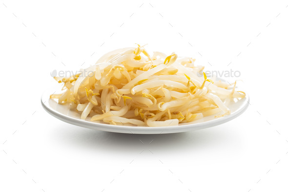 Preserved mung sprout. - Stock Photo - Images